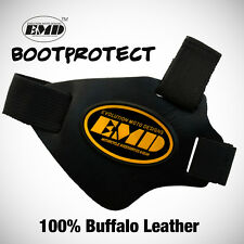 EMD Leather BootProtect Gear Shift Pad - Protect your Motorcycle Riding Shoes