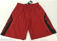 Nike Jordan Jumpman MEN'S Athletic Basketball Loose Shorts Red 688529 Size XL