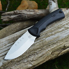Buck Bucklite Max Black Small Drop Point Fixed Blade Hunting Knife 673BKS