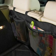 Car Back Seat Tidy Organiser Auto Travel Storage Bag Multi-Pocket Holder Pouch