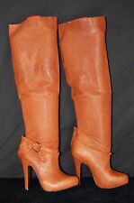 REPORT SIGNATURE 'MERCER' HI HEEL SLOUCH OVER THE KNEE/KNEE HIGH BOOTS 6