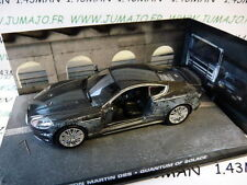 voiture 1/43 IXO altaya 007 JAMES BOND anglais : n° 110 ASTON MARTIN DBS