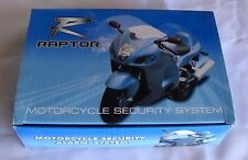 scooter bike bicycle motorcycle security alarm system