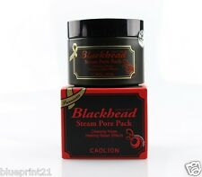 Caolion Blackhead Steam Pore Pack 100g All Skin Type Brand New Free Shipping