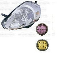 FIAT GRANDE PUNTO N/S LEFT HAND HEADLAMP 2006 - 2010