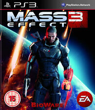 Mass Effect 3 ~ PS3 (in Great Condition)