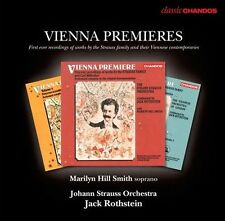 NEW - Strauss Family & Their Viennese Contemporaries by Smith