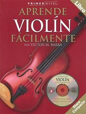 Primer Nivel: Aprende Violin Facilmente Spanish edition of Step One -  014026240