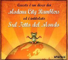 MODENA CITY RAMBLERS - SUL TETTO DEL MONDO - CD NUOVO