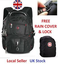 New Wenger Swissgear 17.1 inch Laptop/Notebook Bag/Rucksack Backpack SA8112