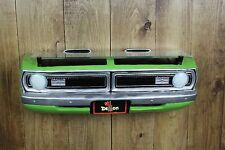 Chrysler 1970 Dodge Demon Front End Wall Shelfnon-Light Man Cave Furniture Car