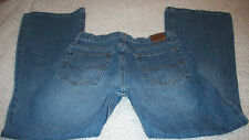 Juniors CRB Canyon River Blues Jeans Size 7 Regular 100% Cotton Style 7392041