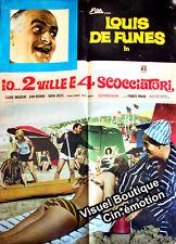 Affiche 67x93cm NOUS IRONS À DEAUVILLE /IO 2 VILLE E 4… (1962)  Louis De Funès #