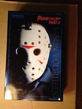 FRIDAY THE 13TH PART 3 JASON VOORHEES SIDESHOW COLLECTIBLE