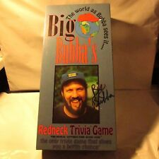 "BUBBA'S REDNECK TRIVIA GAME...THE ORIGINAL ""SOUTHERN FRIED"" BOARD GAME"