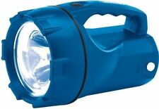 Draper 51331 3W Led Hand Held Torch (4 x C Batteries) New