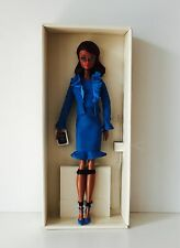 Barbie City Chic Suit Silkstone Doll Fashion Model Collection New In Box!