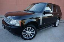 Land Rover: Range Rover SUPERCHARGED