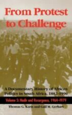 From Protest to Challenge Nadir and Resurgence 1964 1979 (From Protest to Challe