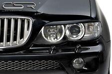 CSR Scheinwerferblenden Set BMW X5 E53 (Typ X53, 03-06)