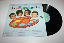 LES AQUARELS French-Canadian LP ** 60's POP PSYCHEDELIC VOCAL Trans-Canada L@@K