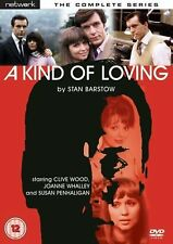 The Complete A Kind Of Loving TV Series Collection 3 Discs Set Extra DVD