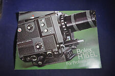 Bolex H16 EL for Professionals Brochure