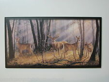 Deer Big Buck Wall Decor Plaque country lodge sign hunting cabin picture animals
