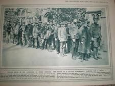 Photo article exiled young serbs at Wyclif Hall Oxford 1916