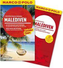 !! Malediven 2013 UNGELESEN Reiseführer mit Karte Marco Polo