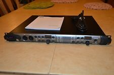 Avid HD OMNI Preamp I/O and Monitoring Pro Tools HD Interface