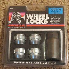 Gorilla Guard Wheel Locks 14mm x 1.5 Acorn #78641N