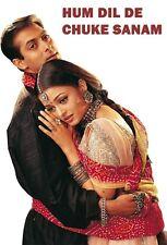 Hum Dil De Chuke Sanam - Salman Khan, Aishwarya Rai - hindi bollywood movie dvd