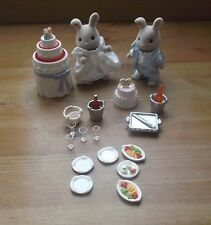 SYLVANIAN FAMILY WEDDING BUNDLE