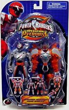 "Power Rangers Operation Overdrive 5.5"" Mercury Sentinel Zord Ranger New 2007"