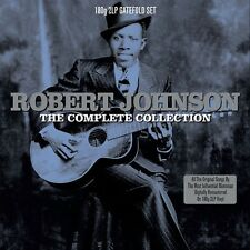 THE COMPLETE COLLECTION   ROBERT JOHNSON Vinyl Record