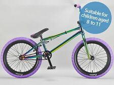 Mafiabikes Harry Main Madmain Green Fuel 18 inch bmx bike, Mafia BMX Kush 2