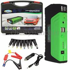 12V 68800mAh Portable Car Jump Starter Pack Booster Charger Battery Power Bank