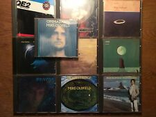 Mike OLdfield [10 CD Alben] Ommadawn Incantations Hergest Ridge QE 2 Crises ...