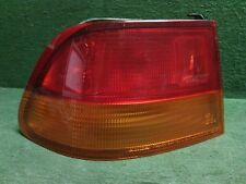 1996 - 1998 Honda Civic 2DR DX LH driver tail light   Stanley RR1277 Used OEM