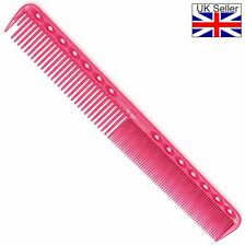 Y S Park Comb YS - 339 PINK Hairdressing High Quality Cutting Comb