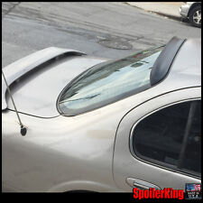 SPKdepot 380R (Fits: Nissan Maxima 1995-99) Rear Roof Window Spoiler Wing