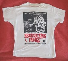 Bloodsucking Freaks T Shirt – Ghoul-O-Vision - Troma