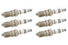 Mercedes W124 W126 W201 OEM BOSCH Spark Plug Set of 6