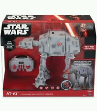 Star Wars AT-AT U-Command with Remote control New!!! £99