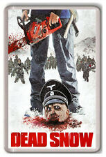 DEAD SNOW FRIDGE MAGNET IMAN NEVERA