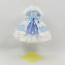 "New 12"" Neo Blythe doll lace dress blue color fit BJD SD ICY Doll"