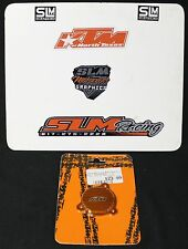 KTM PowerParts SXS KTM OIL PUMP COVER ORANGE (SEE DESCRIPTION FOR FITMENT LIST)