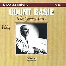 CD NEUF scellé - COUNT BASIE - THE GOLDEN YEARS VOL. 4 1944/1945 -C36