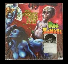 ROB ZOMBIE 2016 RECORD STORE DAY VINYL EVERYBODY'S FU**ING.. PLAYS IN REVERSE